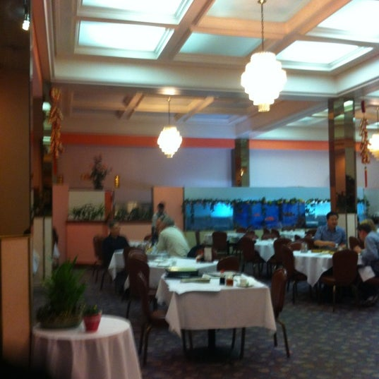 Photo taken at Canton Dim Sum & Seafood Restaurant by RAOUL P. on 5/19/2012