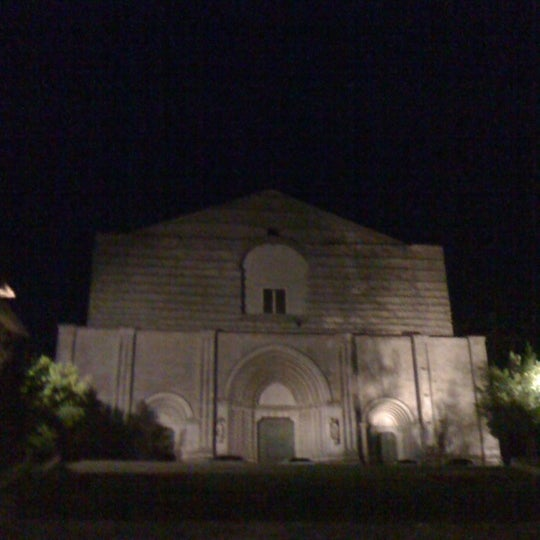 Photo taken at Chiesa di San Fortunato by Elisa P. on 6/5/2012