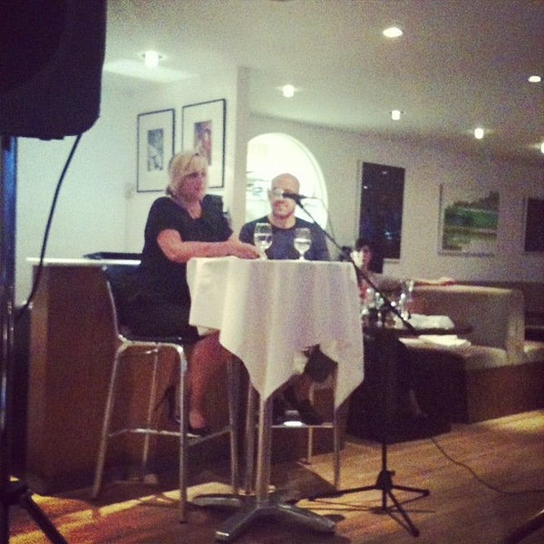 Photo taken at Blueprint Café by Barbara P. on 5/29/2012