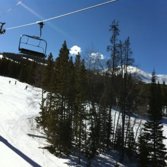 Photo taken at Breckenridge Ski Resort by B K. on 3/11/2012