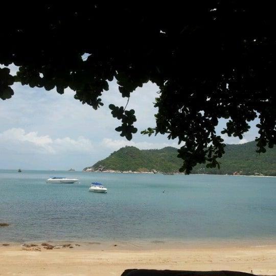 Photo taken at Santhiya Resort And Spa Koh Phangan by Anne H. on 6/9/2012