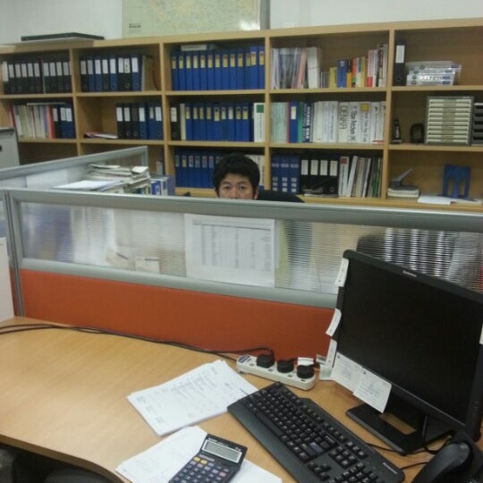 Photo taken at LEWA PTE LTD by Amos on 8/2/2012
