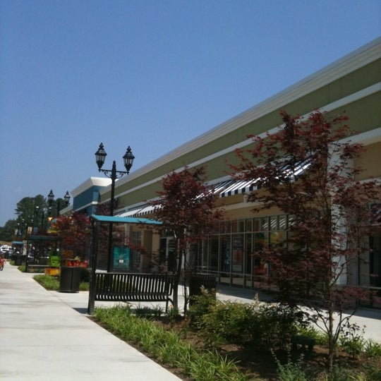 Photo taken at Tanger Outlet Mebane by mary-clare m. on 5/30/2011