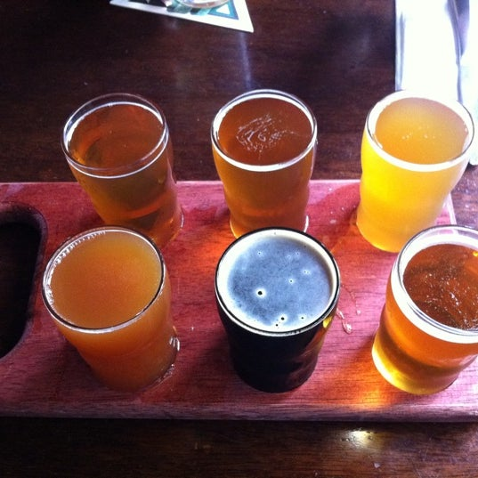 Photo taken at Trinity Brewhouse by Christopher M. on 8/6/2011