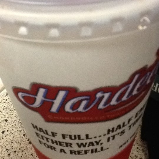 "Photo taken at Hardee's by Jose ""JR"" V. on 4/19/2012"