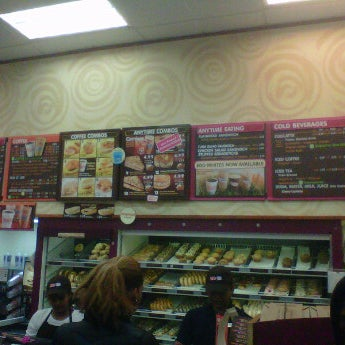 Photo taken at Dunkin Donuts by Thadon0429 on 10/24/2011
