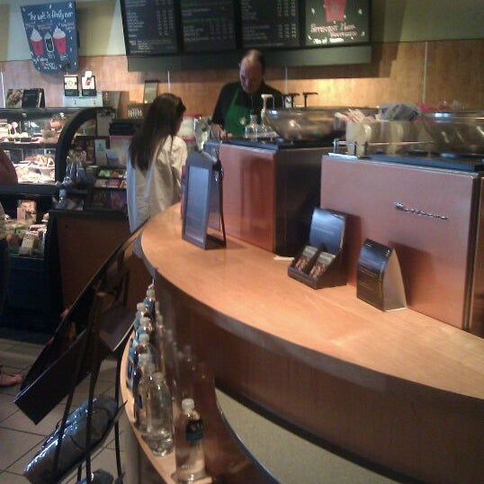 Photo taken at Starbucks by a Guy on Clematis on 11/4/2011