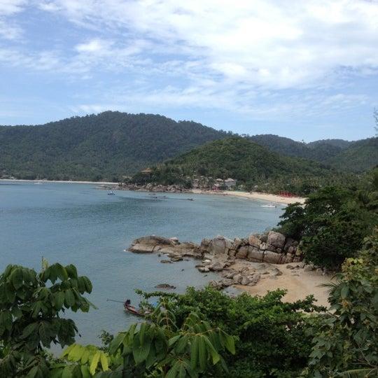 Photo taken at Santhiya Resort And Spa Koh Phangan by Mariah A. on 6/11/2012