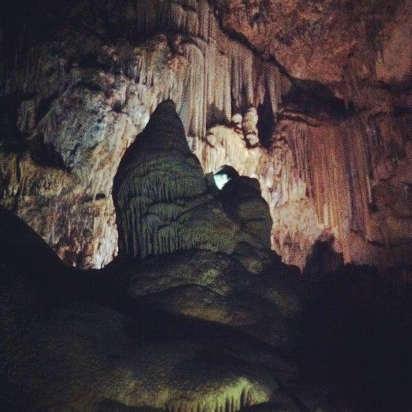 Photo taken at Caves of Nerja by Veronika G. on 8/27/2012
