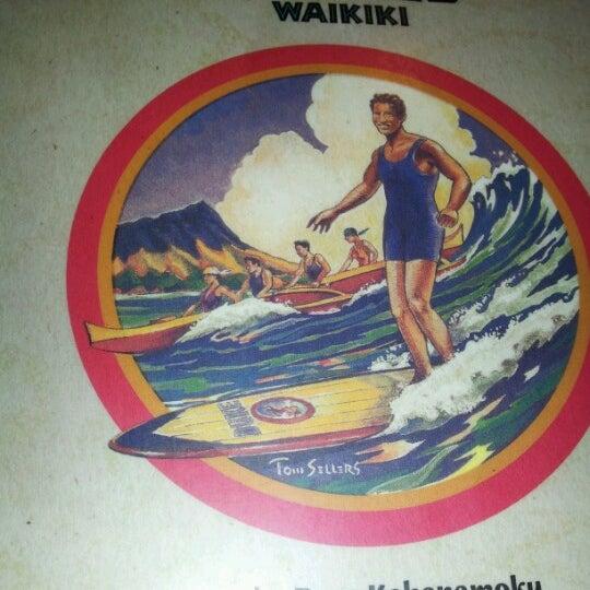 Photo taken at Duke's Waikiki by Cheryl E. on 6/30/2012