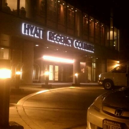Photo taken at Hyatt Regency Columbus by Josh S. on 5/31/2012