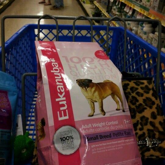 Photo taken at PetSmart by Michelle H. on 3/4/2012