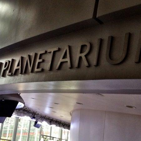 Photo taken at Morrison Planetarium by Eric C. on 7/16/2012