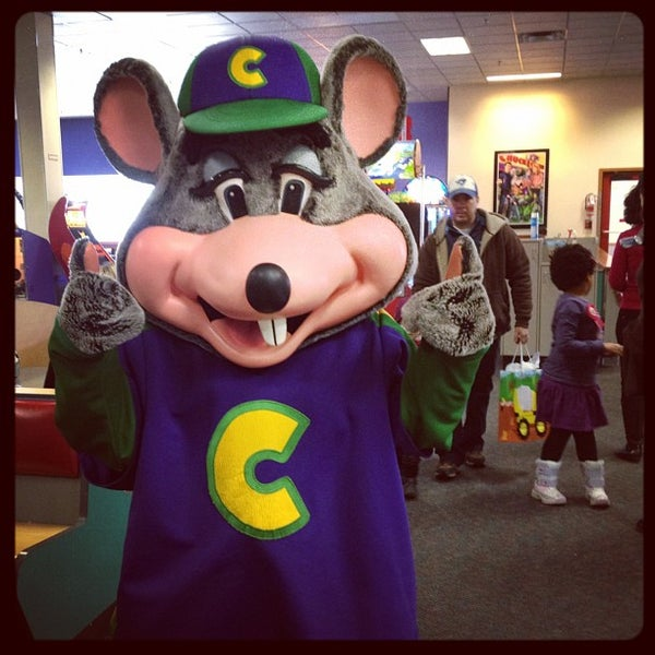 Chuck E Cheese's, Argentia Rd, Meadowvale West ON Italian Food Restaurant.