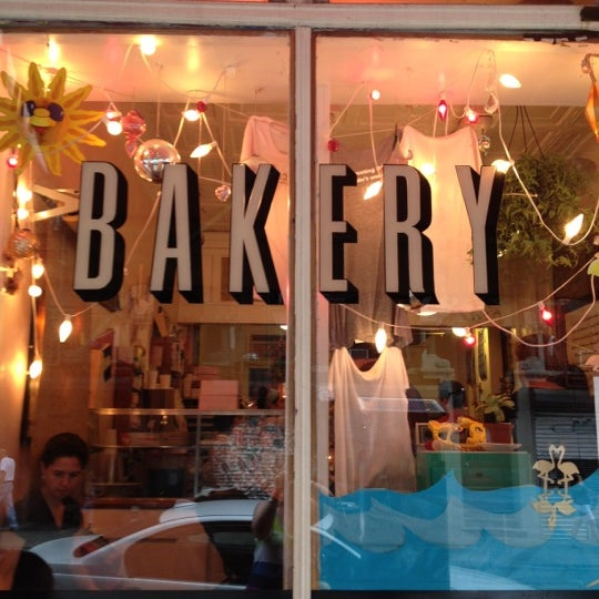 Photo taken at Erin McKenna's Bakery by Leah K. on 9/2/2012