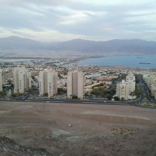 Photo taken at Eilat Mountains by d b. on 2/21/2012