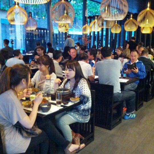 Korean Restaurant London Holborn