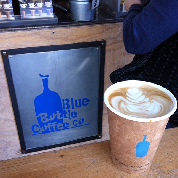 Coffee Shop In Hayes Valley