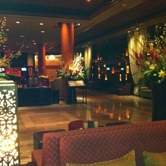 Photo taken at Marriott Marina Del Rey by Martin F. on 2/27/2012