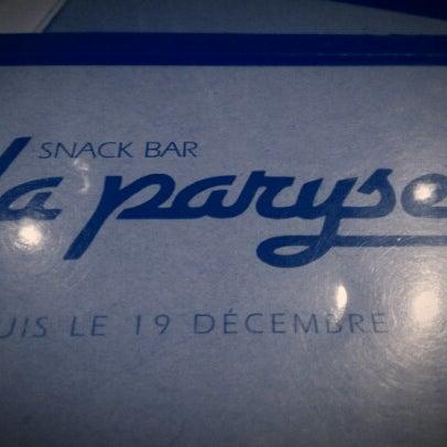 Photo taken at La Paryse by Mens C. on 9/13/2012