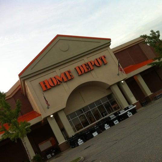 The Home Depot 2020 Lynnhaven Pkwy