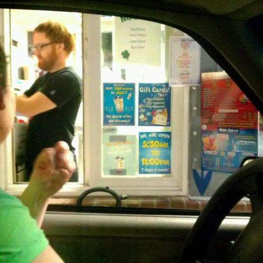 Photo taken at Dutch Bros. Coffee by Alexis L. on 3/8/2012