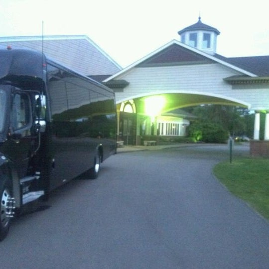 Photo taken at Quidnessett Country Club by Barry C. on 6/2/2012