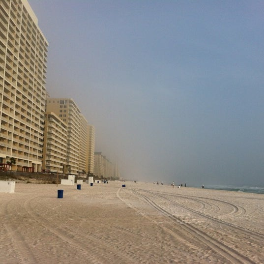Photo taken at Majestic Beach Resort Panama City Beach by Jeff B. on 2/23/2012