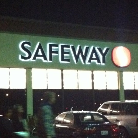 Photo taken at Safeway by A J M. on 3/3/2012