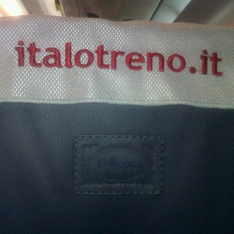 Photo taken at Napoli Centrale Railway Station (INP) by Antonio Maria D. on 8/21/2012