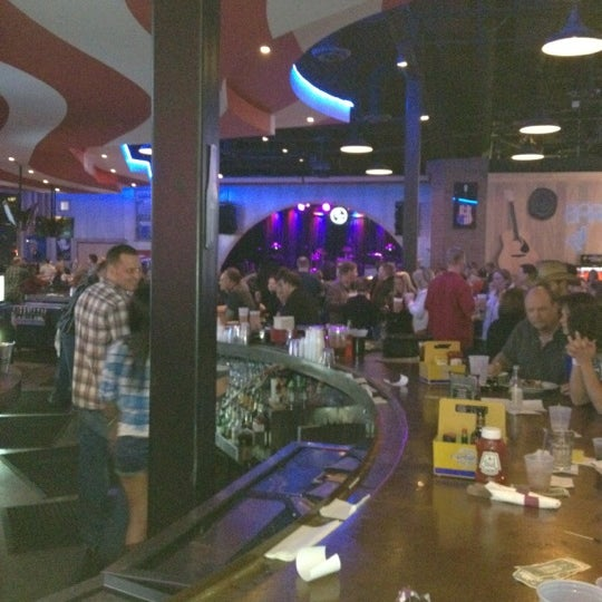 Photo taken at Toby Keith's I Love This Bar & Grill by Max M. on 3/3/2012