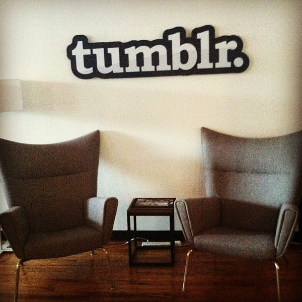 Photo taken at Tumblr HQ by Sandra C. on 7/26/2012