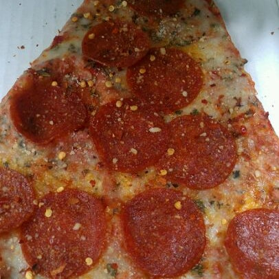 Photo taken at Ramundo's Pizza by Keva B. on 4/17/2012