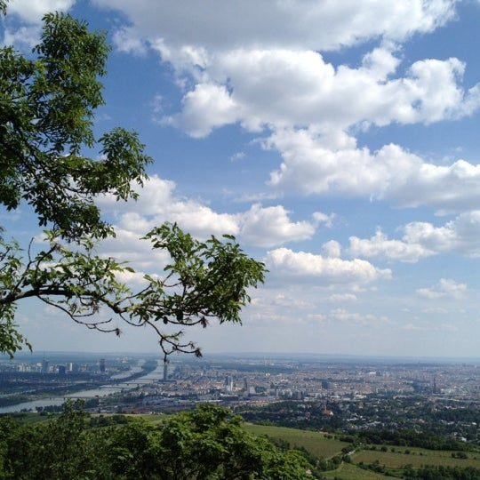 Photo taken at Kahlenberg by David R. on 5/27/2012
