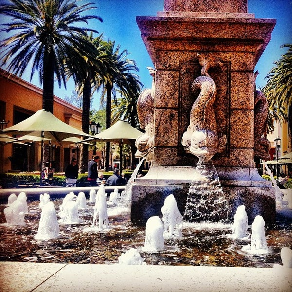 Photo taken at Fashion Island by Danny A. on 4/14/2012
