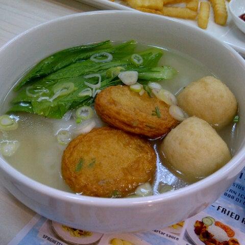 Bear caf fish chips kebayoran baru 1 tip for Best fish and chips in denver