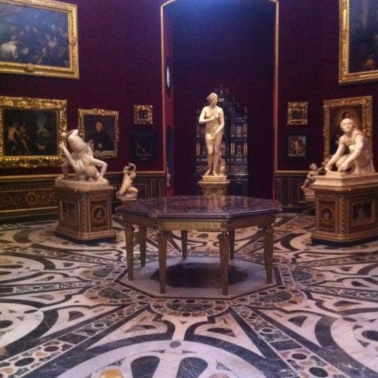 Photo taken at Uffizi Gallery by Ronald H. on 7/1/2012