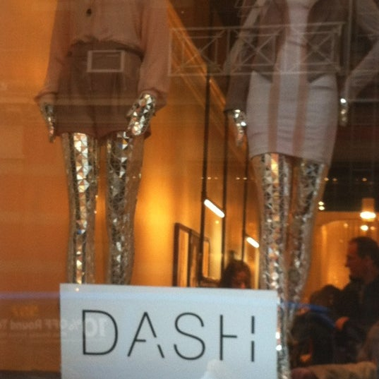 Photo taken at Dash NYC by Renee S. on 4/6/2012