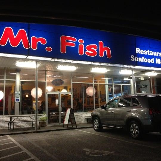 Mr fish myrtle beach sc for Mr fish myrtle beach sc