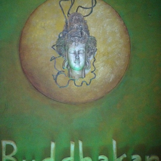Photo taken at Buddhakan by Jeff T. on 4/8/2012