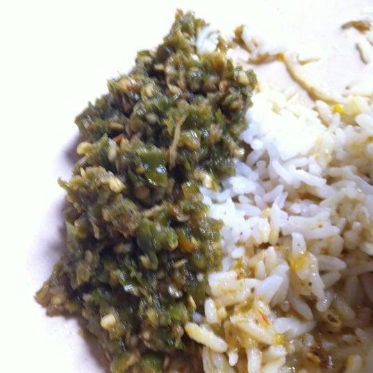Photo taken at Restoran Sambal Hijau by Rayjal J. on 3/10/2012