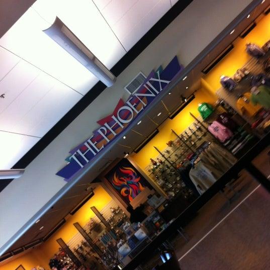Photo taken at Phoenix-Mesa Gateway Airport (AZA) by Q on 3/22/2012