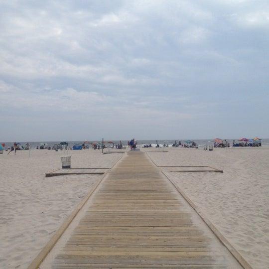 Jones Beach Parking Fields