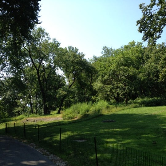 Photo taken at Central Park - Mariners' Gate Playground by Steve P. on 7/1/2012