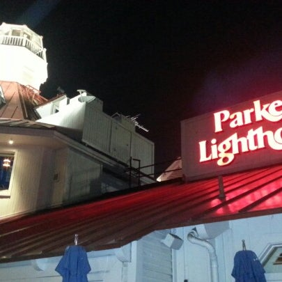 Photo taken at Parkers' Lighthouse by Nittakarn N. on 9/9/2012