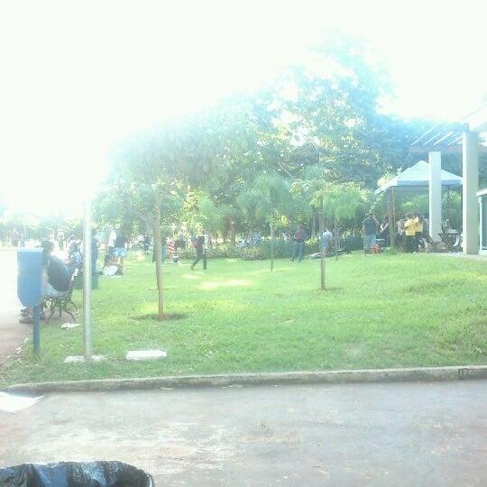 Photo taken at Parque Ecológico Maurilio Biagi by Nathan B. on 5/20/2012