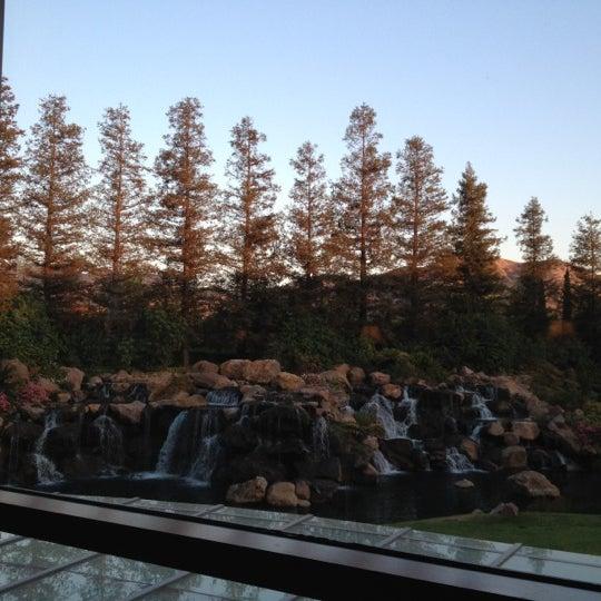 Photo taken at Four Seasons Hotel Westlake Village by Елизавета К. on 8/21/2012