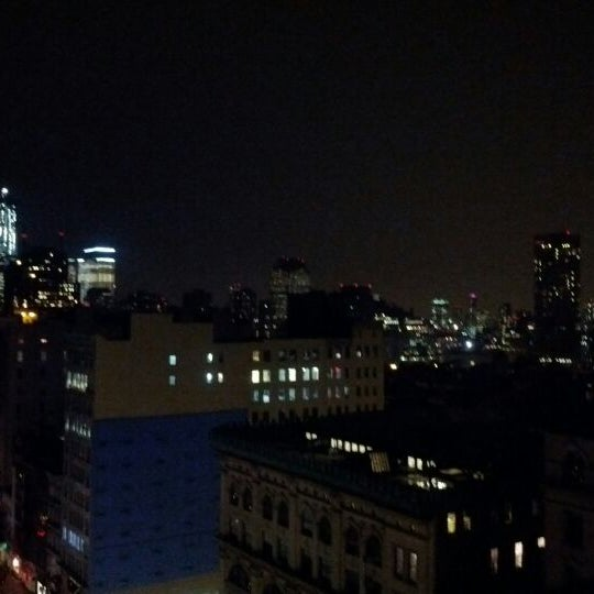 Photo taken at Meetup HQ Roof Deck by Norm R. on 2/11/2012