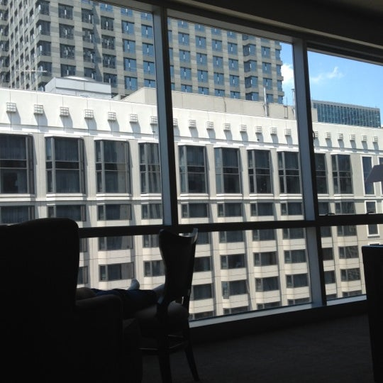 Photo taken at theWit Chicago - A DoubleTree by Hilton Hotel by Scott D. on 6/10/2012