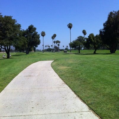 Photo taken at Westchester Golf Course by Andrew on 7/21/2012